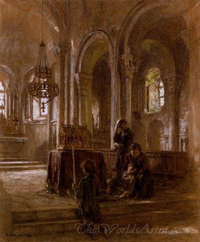 Pèlerinage Pour L'enfant Malade  (Pilgrimage To The Sick Child)