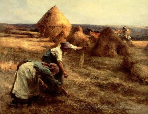 The Gleaners Les Glaneuses