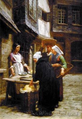The Butter Market