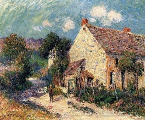 Landscape Of Seine Et Oise