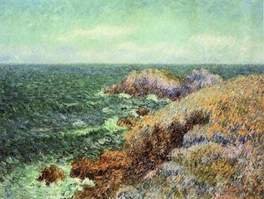 The Rocks Of Saint Lunaire