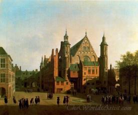Sight Of Binnenhof