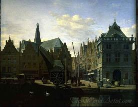 View Of Haarlem