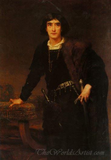 Henry Irving As Hamlet