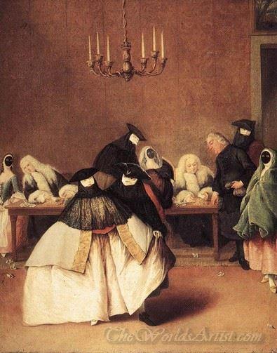 Il Ridotto  (Gambling Parlor)