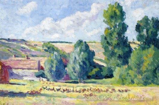 A Farm In Ezeaux