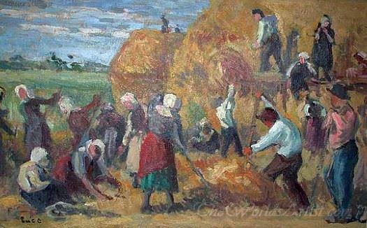 Moissonneurs  (Harvesters)