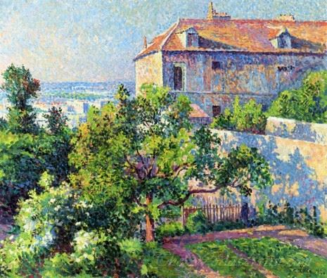 Montmartre The House Of Suzanne Valadon