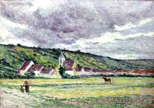 The Village Of Bessy On Cure
