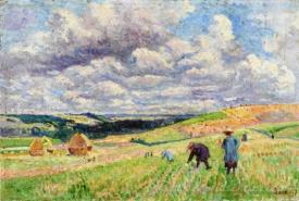 Children In The Fields