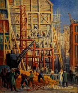 Le Chantier  (Construction Site)