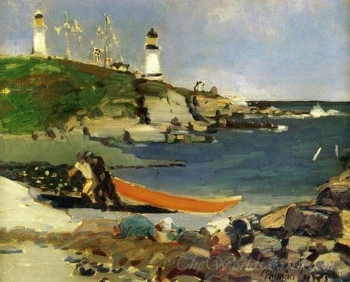 Hannafords Cove Maine
