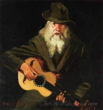 Hobo Musician