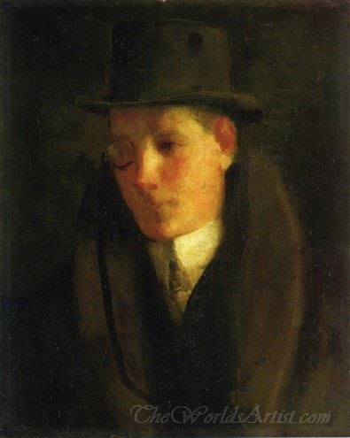 Man With A Monocle