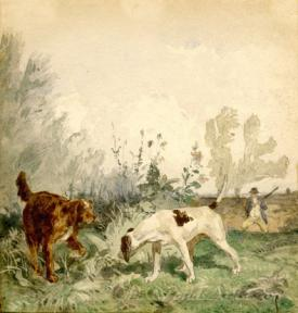 Chiens De Chasse  (Hunting Dogs)