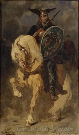 Esquice De Merovee  (Sketch Of Merovee)