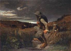 The Shepherd Of Kerlaz