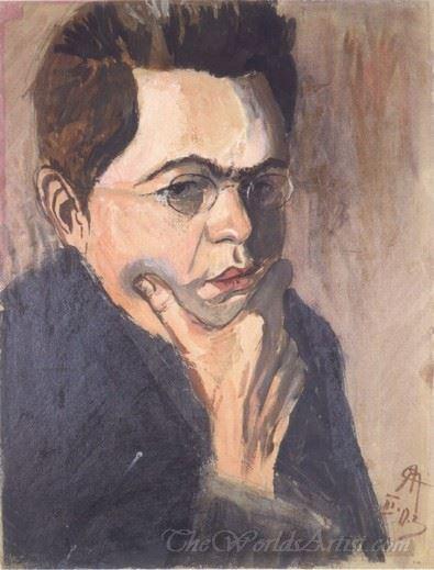 Portrait Hans Thouar