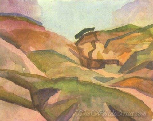 Schlucht  (Canyon)