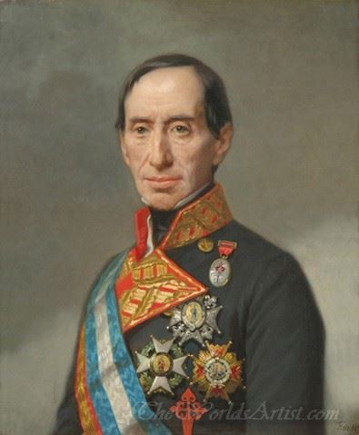 Teniente General Jose Manuel De Goyeneche Y Barreda  (Lieutenant General Jose Manuel De Goyeneche And Barreda)