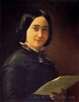 Retrato De Sofia Vela