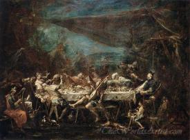 Gypsy Wedding Banquet