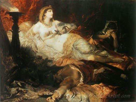 Der Tod Der Kleopatra  (Death Of Cleopatra)