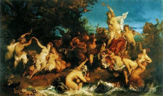 Der Triumph Der Ariadne  (The Triumph Of Ariadne)