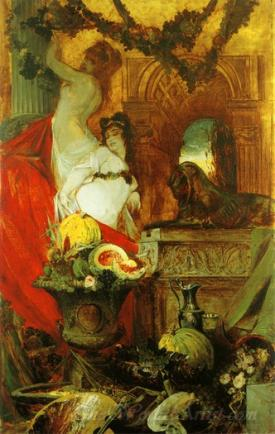 Allegorie Auf Die Lebenslust  (Allegory On The Lust For Life)