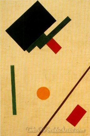 Suprematist Composition