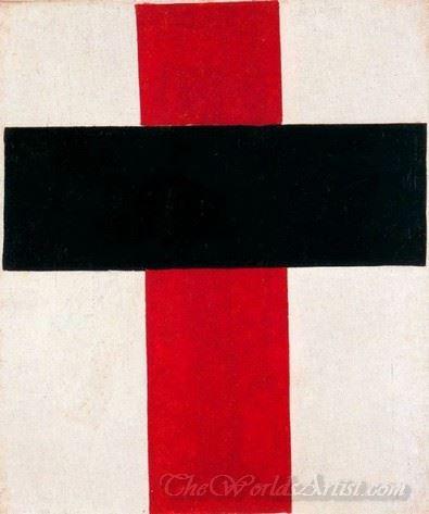 Suprematist Painting 1921