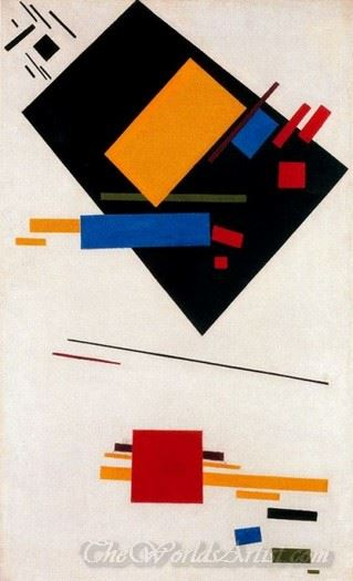 Suprematist Painting 2