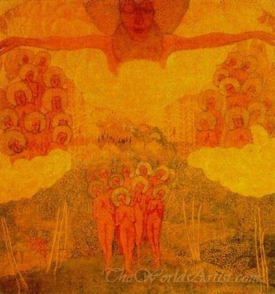 The Triumph Of Heaven