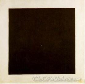 Black Square On A White Ground
