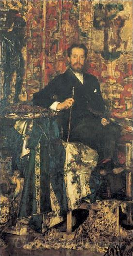 The Marquis Of Capranica Giorgio Grillo