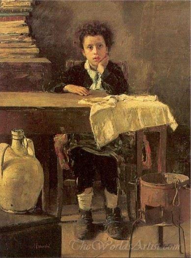 The Poor Schoolboy
