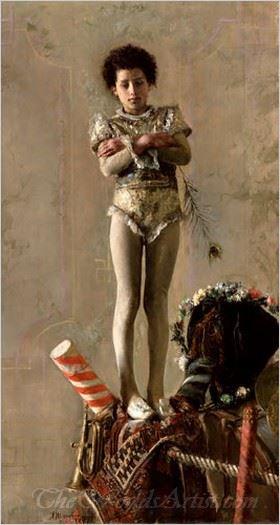 Il Saltimbanco  (The Acrobat)