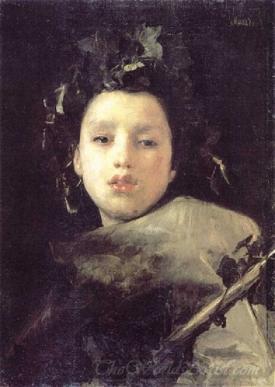 Bacco Fanciullo  (Bacchus Child)