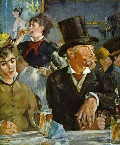 Buveurs De Bocks  (Drinkers Of Bocks)