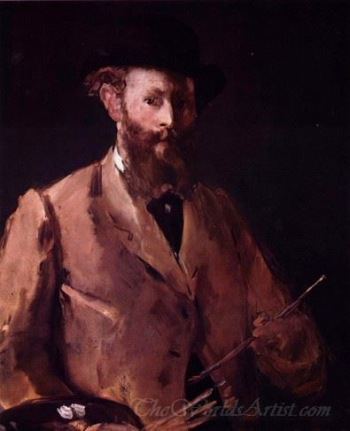 Manet Portrait