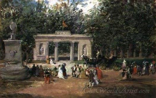 Escena En El Jardin  (Scene In The Garden)