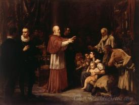 El Beato Juan De Ribera En La Expulsion De Los Moriscos  (Blessed Juan De Ribera In The Expulsion Of The Moriscos)