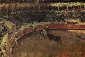 Bullfight La Corrida De Toros