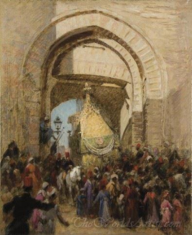 The Return Of Mahmal