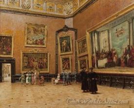 Visite Au Louvre