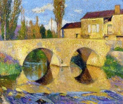 Pont De La Bastide Du Vert