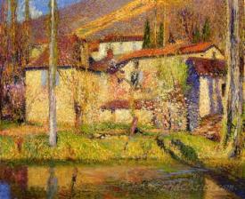 Landscape Near Toulouse