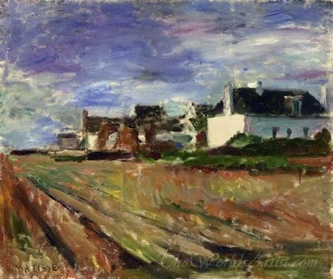 Farms In Brittany Belle Ile