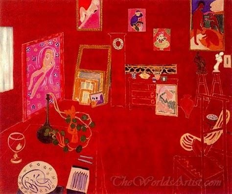 The Red Studio