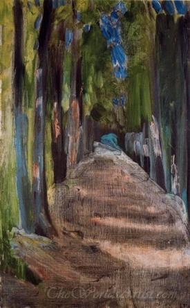 Alle Dans Le Bois De Clamart  (Gone In The Bois De Clamart)